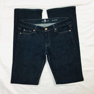 Seven For All Mankind Bootcut Low rise Jeans 29